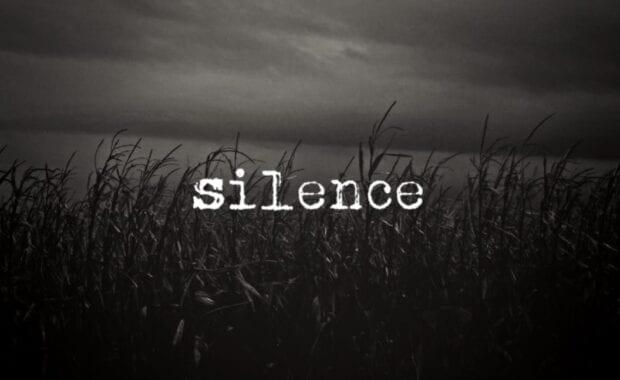 il silenzio ai tempi del Corona